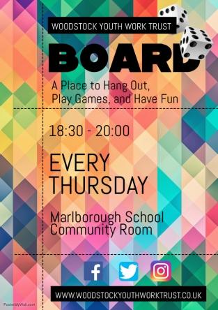 Board Flyer